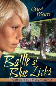 Battle at Blue Licks Cover OFFICIAL