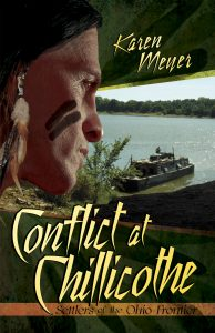Conflict at Chillicothe Front Cover