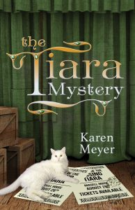 Tiara Mystery Cover